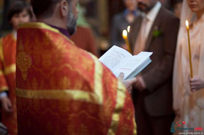 Венчание. Москва  - фото 96473 Свадебные фотоистории от Андрея Егорова