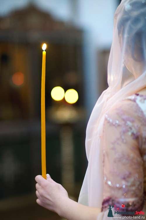 Венчание. Москва  - фото 96474 Свадебные фотоистории от Андрея Егорова