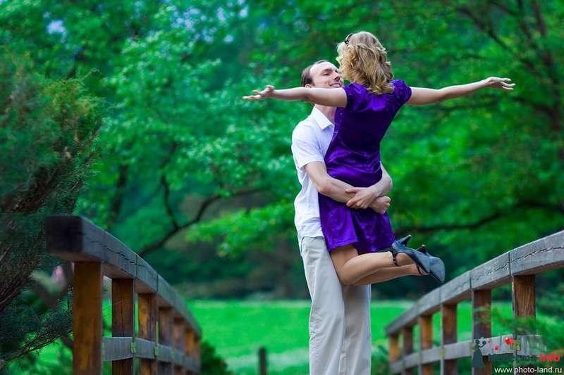 Фото 108173 в коллекции Предсвадебное Лавстори Аллы и Паши - Свадебные фотоистории от Андрея Егорова