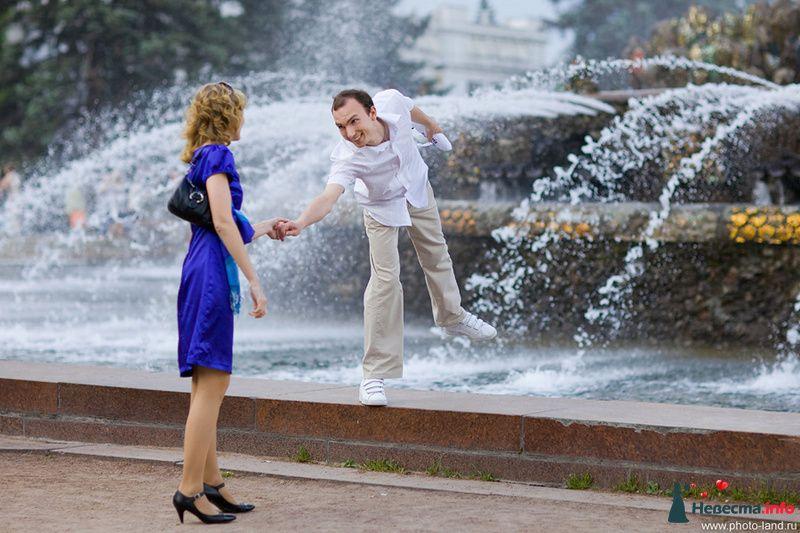 Предсвадебная Лавстори Аллы и Паши - фото 108274 Свадебные фотоистории от Андрея Егорова