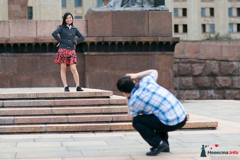 Фото 113258 в коллекции Поднебесная Love Story Ли и Фан - Свадебные фотоистории от Андрея Егорова