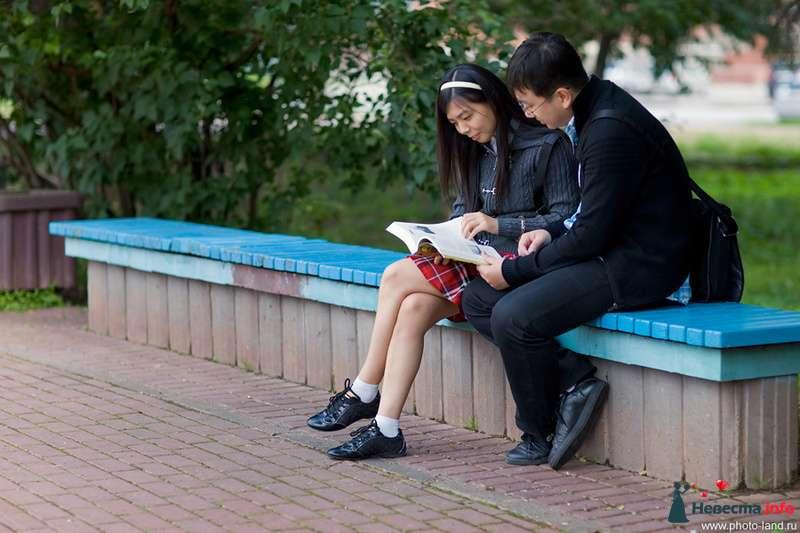 Фото 113312 в коллекции Поднебесная Love Story Ли и Фан - Свадебные фотоистории от Андрея Егорова