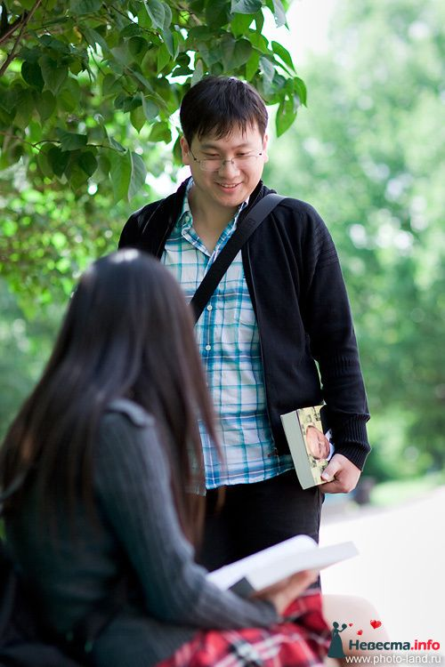 Фото 113315 в коллекции Поднебесная Love Story Ли и Фан - Свадебные фотоистории от Андрея Егорова