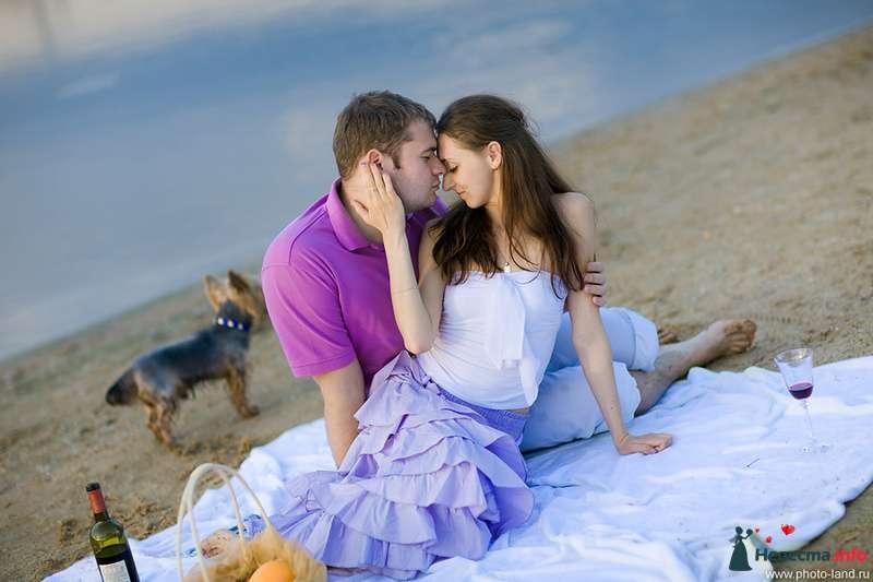 Фото 115345 в коллекции Антон и Ольга (предсвадебная лавстори) - Свадебные фотоистории от Андрея Егорова