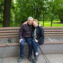 45 лет вместе / бабушка и дедушка