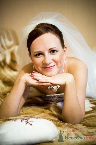 Фото 69135 в коллекции Наша самая счастливая свадьба - Счастливая Ксю