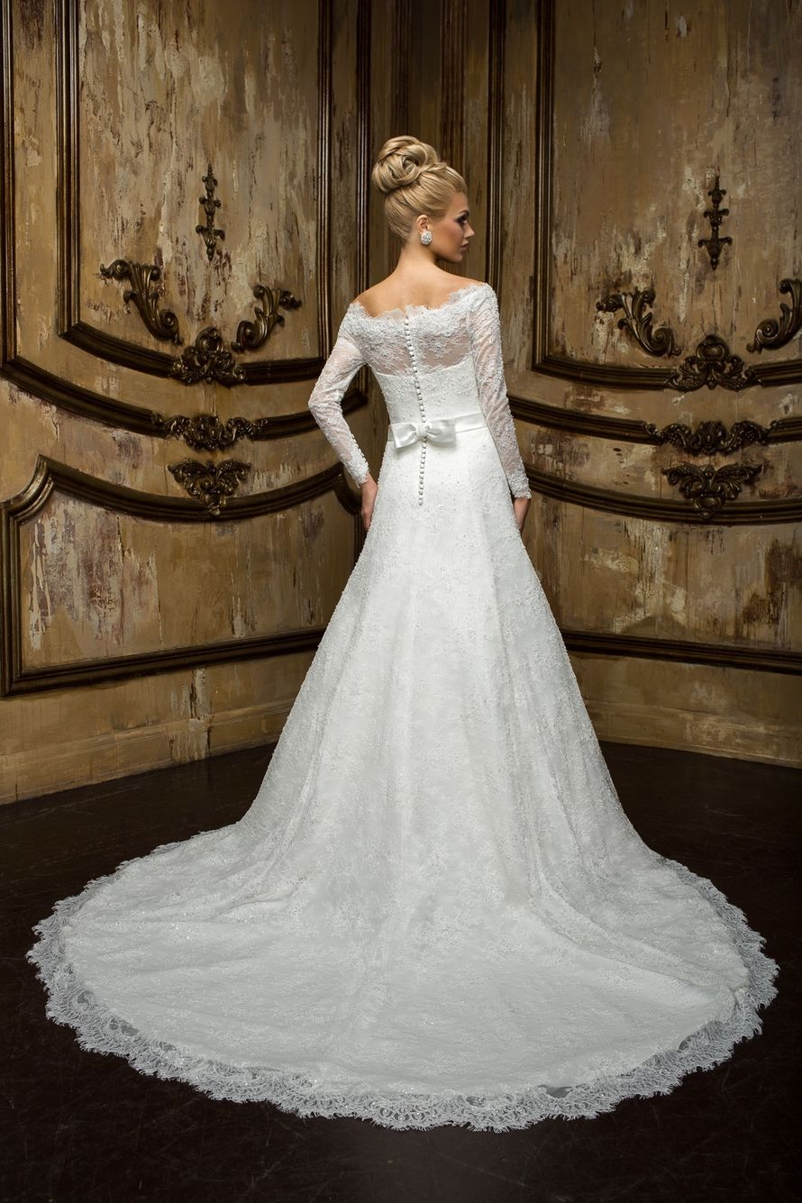 "Фото 4947313 в коллекции YUSUPOVA COUTURE - Салон свадебной и вечерней моды ""Barsonini"""