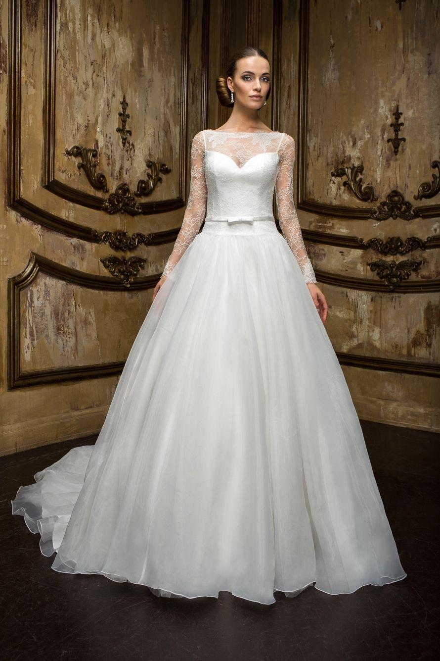 "Фото 4947339 в коллекции YUSUPOVA COUTURE - Салон свадебной и вечерней моды ""Barsonini"""
