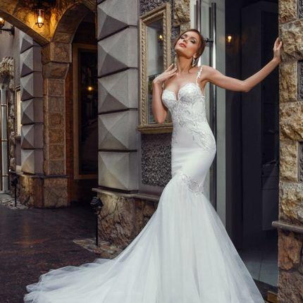 Свадебное платье  Marinella