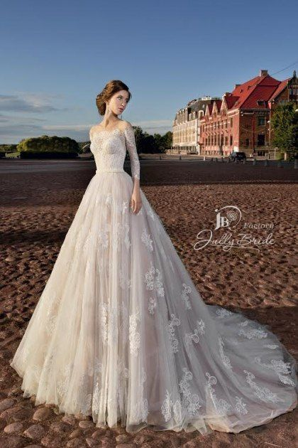 "Фото 14510554 в коллекции ITALIAN BUTIQUE - Салон свадебной и вечерней моды ""Barsonini"""