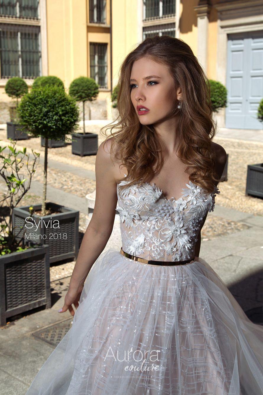 """Фото 17103406 в коллекции Свадебные платья в наличии - Салон свадебной и вечерней моды """"Barsonini"""""""