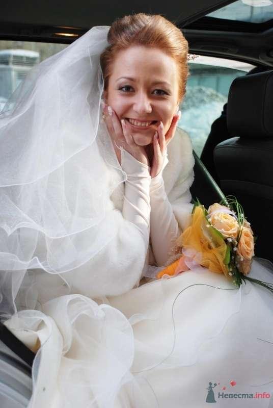 Фото 70554 в коллекции Денис и Юлия 13.02.2010 - Свадебный фотограф Наталия Кудрина