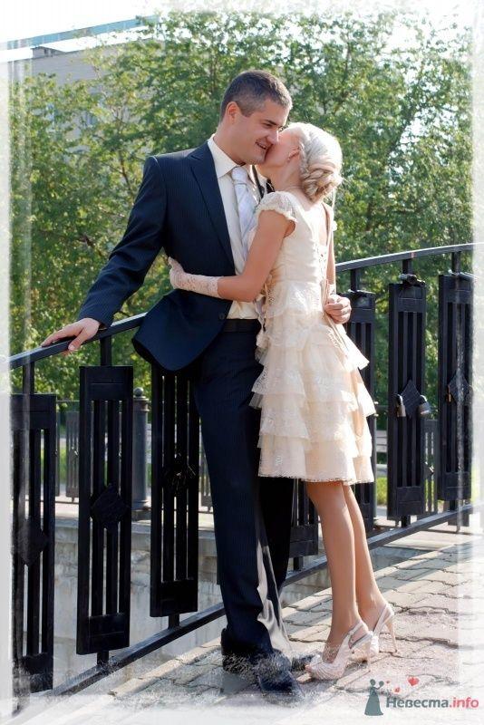 Фото 70563 в коллекции Евгений и Евгений август 2009 - Свадебный фотограф Наталия Кудрина