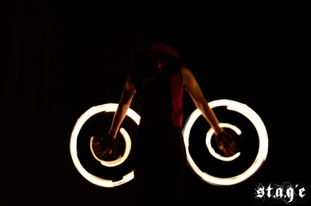 Фото 623334 в коллекции Мои фотографии - Огненно-пиротехническое и световое шоу St.A.G'e