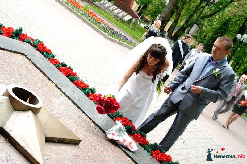 Фото 127354 в коллекции Наша свадьба' 29.05.2010
