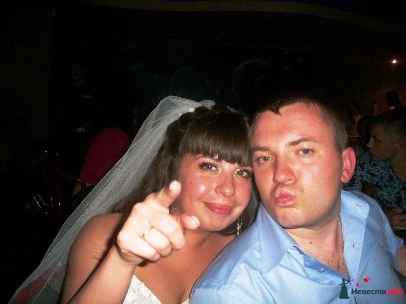 Фото 127436 в коллекции Наша свадьба' 29.05.2010