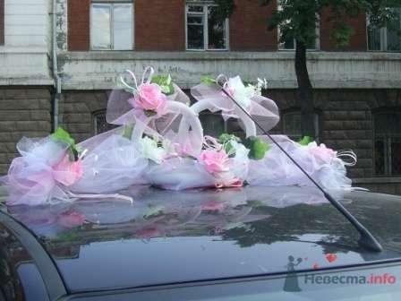 """Фото 72253 в коллекции оформление свадебных автомобилей - """"Дом праздника"""" - свадебное оформление"""