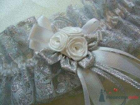 """Фото 72289 в коллекции подвязки - """"Дом праздника"""" - свадебное оформление"""
