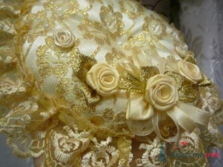 """Фото 72442 в коллекции подушечки для колец - """"Дом праздника"""" - свадебное оформление"""