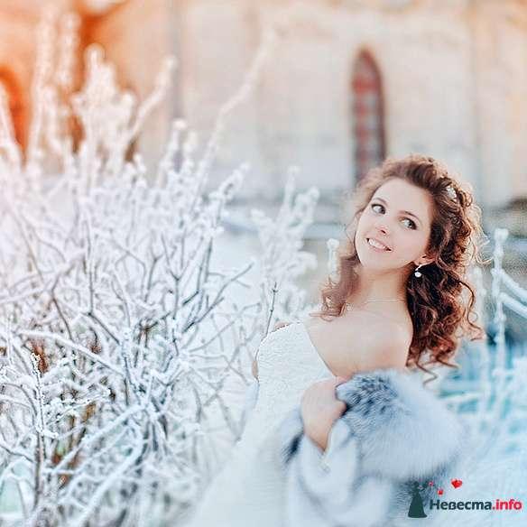 Зимняя сказка. Невеста-принцесса! - фото 86648 Свадебный фотограф. Татьяна Гаранина