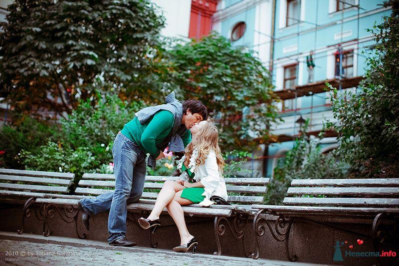 Катя и Серж. Love story. - фото 86676 Свадебный фотограф. Татьяна Гаранина