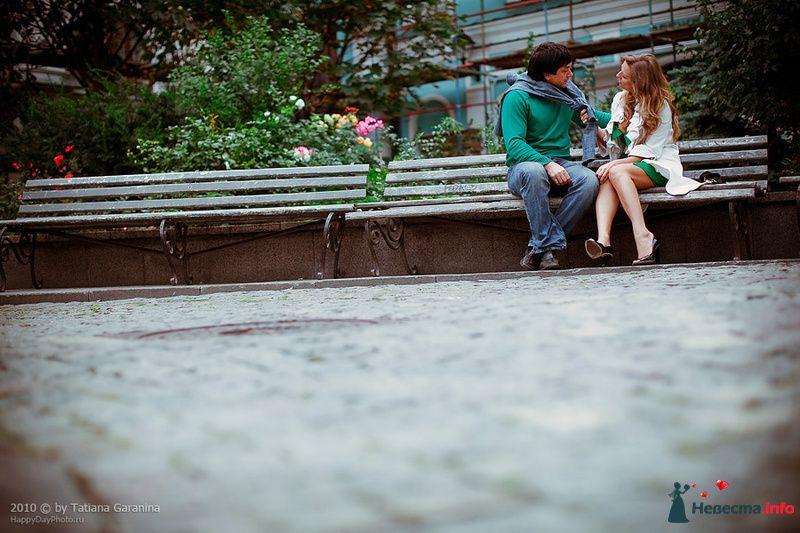 Катя и Серж. Love story. - фото 86677 Свадебный фотограф. Татьяна Гаранина