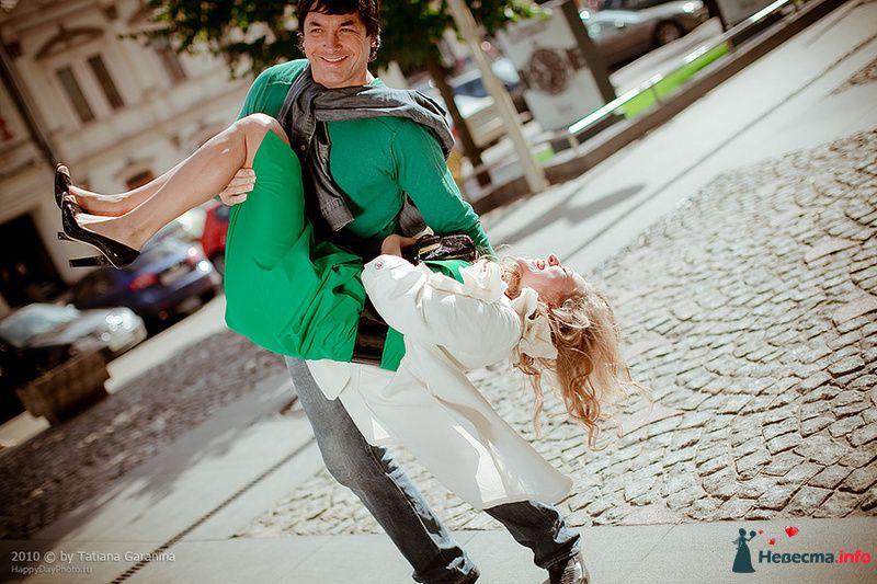 Катя и Серж. Love story. - фото 86680 Свадебный фотограф. Татьяна Гаранина