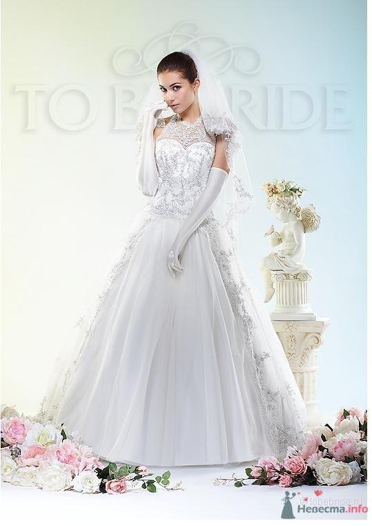Фото 77893 в коллекции Свадебные платья - Нютка