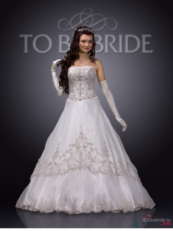 Фото 77895 в коллекции Свадебные платья - Нютка