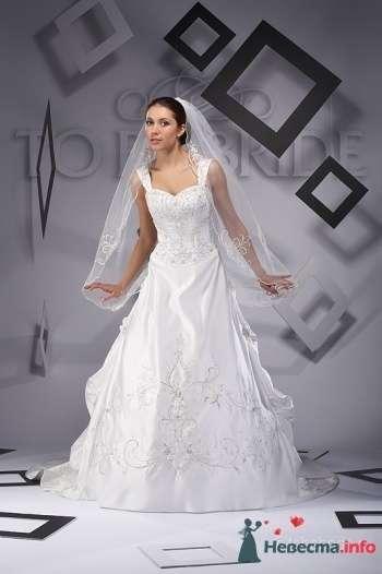 Фото 77896 в коллекции Свадебные платья - Нютка