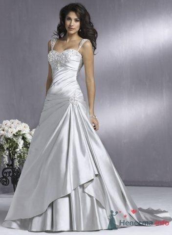 Фото 77897 в коллекции Свадебные платья - Нютка