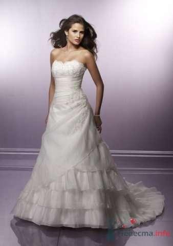 Фото 77898 в коллекции Свадебные платья - Нютка