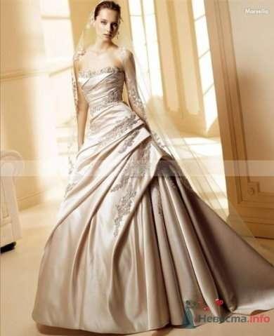 Фото 77902 в коллекции Свадебные платья - Нютка