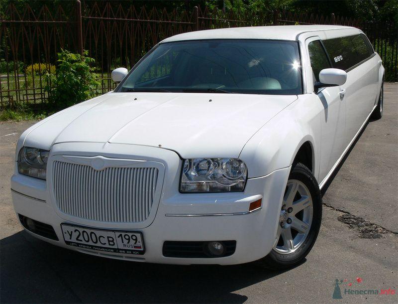 Chrysler 300C - фото 71561 whitelimo