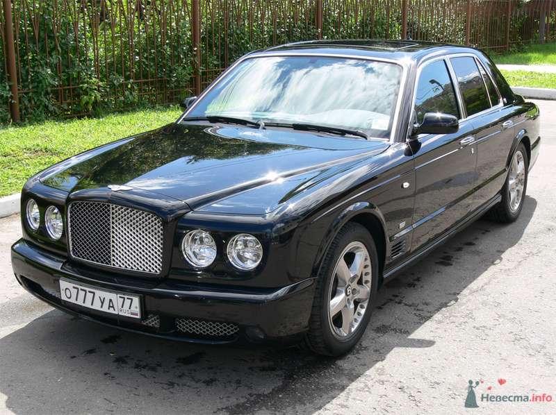 Bentley Arnage - фото 71563 whitelimo