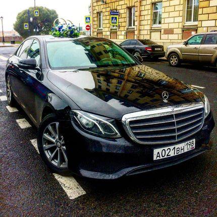 Аренда Mercedes-Benz E200 W213