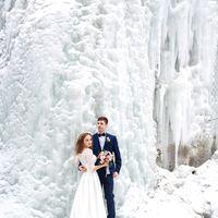 Ледяное царство в Домбае) Свадьба Натальи и Евгения (март 2017) Фото: Роман Склейнов Организация свадеб в горах: