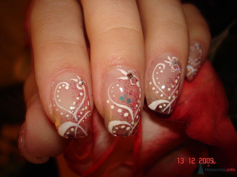 Фото 71935 в коллекции Наращивание ногтей, маникюр - Олеся Валерьевна