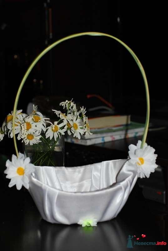 корзинка для лепестков - фото 108305 Guseshka