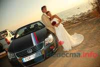 Фото 72559 в коллекции Свадьба Дмитрия и Марии. 12 сентября 2009 г., Греция, о. Родос. - Невеста01