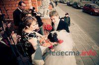 Фото 72598 в коллекции Свадьба Александра и Олеси. 25 апреля 2009 г., Подмосковье. - Невеста01