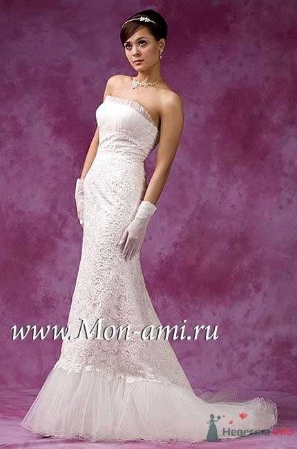 Фото 74052 в коллекции VIP салон свадебной и вечерней моды - Mon-Ami