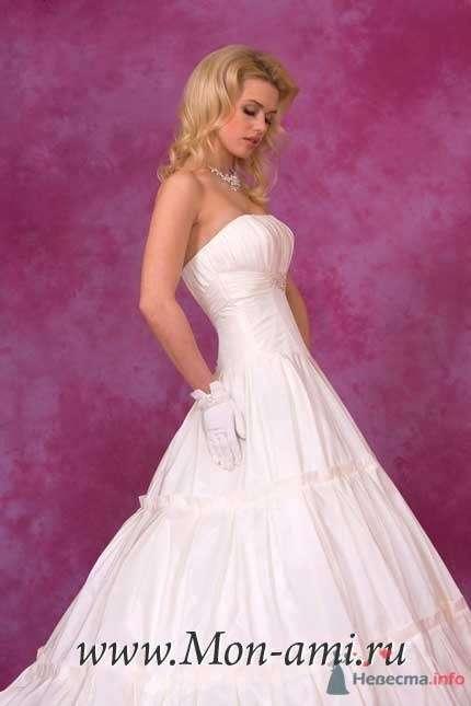 Фото 74055 в коллекции VIP салон свадебной и вечерней моды - Mon-Ami