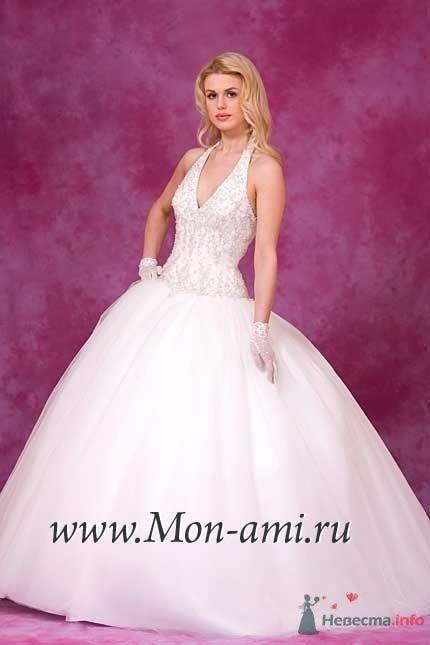 Фото 74057 в коллекции VIP салон свадебной и вечерней моды - Mon-Ami