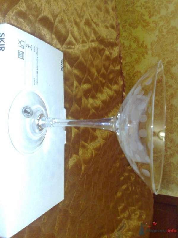 бокалы, в которых будут цветочные композиции на столах в кафе - фото 30301 prosto veдьма