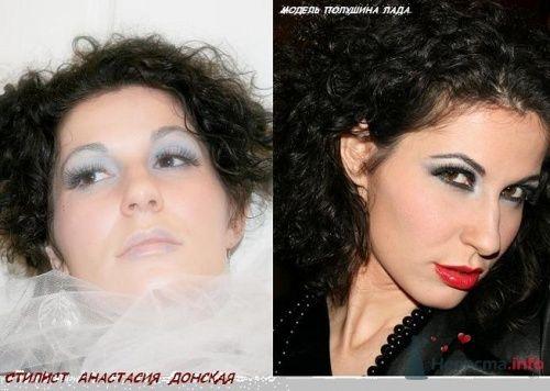 Фото 4843 в коллекции Мои фотографии - Визажист-стилист Анастасия Донская