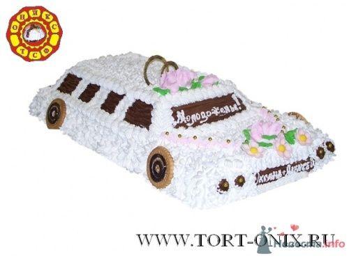 """Свадебный торт - фото 4288 Кондитерская компания """"ТСФ Оникс"""""""