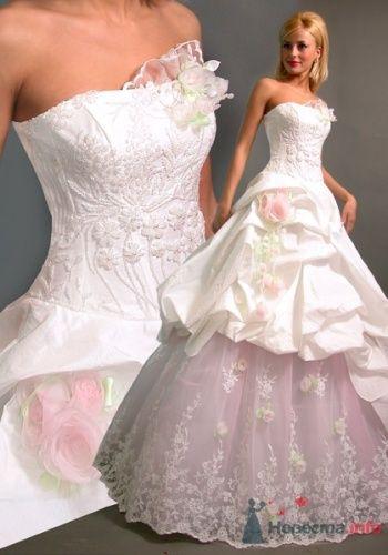 Фото 4420 в коллекции свадебные платья - Zgena-2008