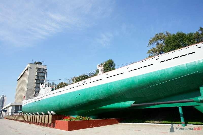 На лодке С-56 - фото 73993 Роман Савин