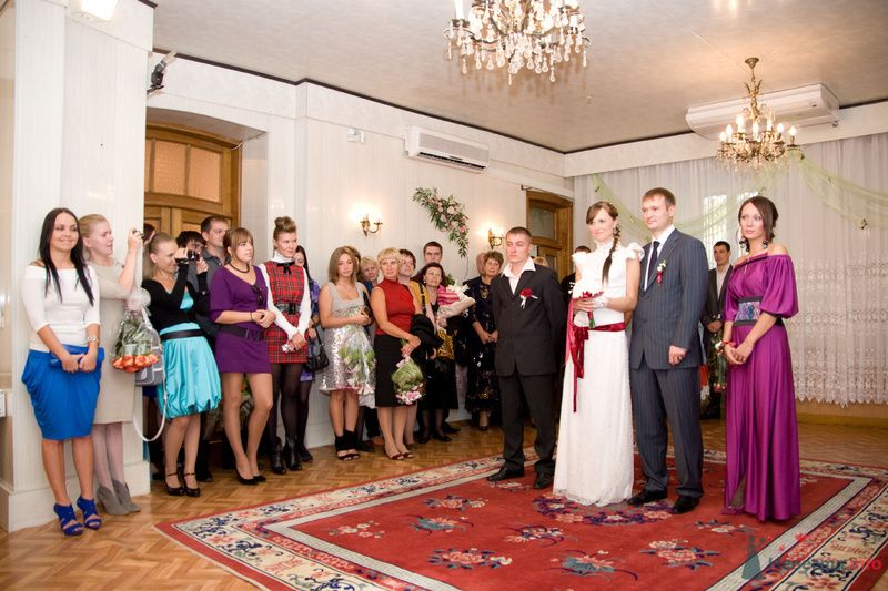 Фото 74032 в коллекции Свадебные радости! - Роман Савин